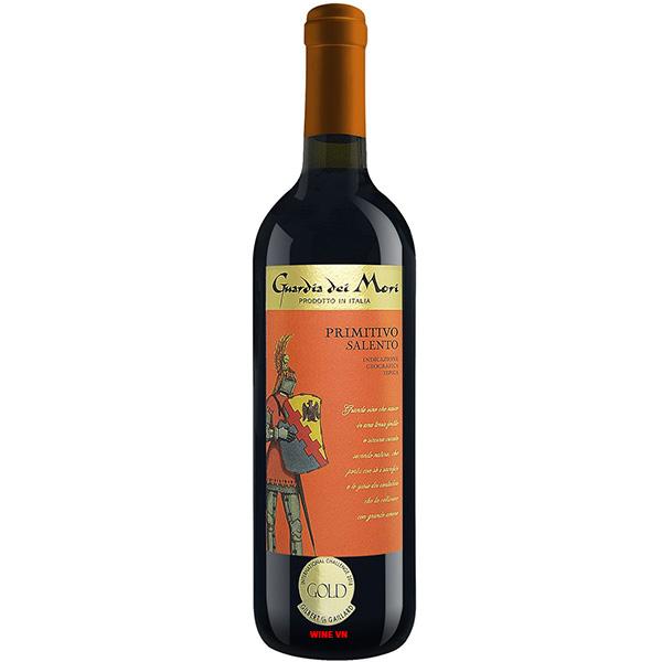 Rượu Vang Guardia Dei Mori Primitivo Salento