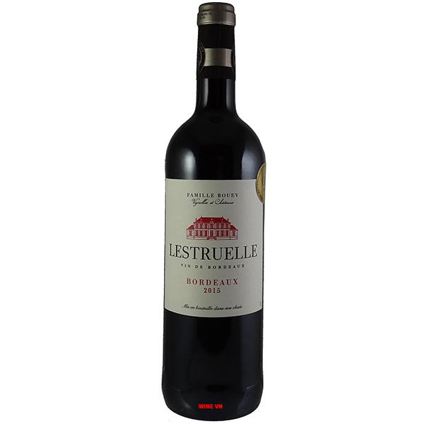 Rượu Vang LESTRUELLE Rouge