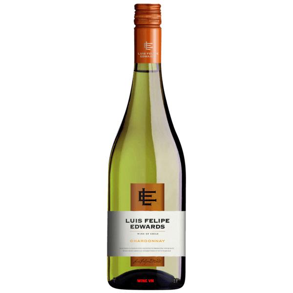 Rượu Vang Luis Felipe Edwards Chardonnay