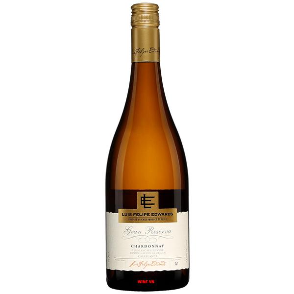 Rượu Vang Luis Felipe Edwards Gran Reserva Chardonnay