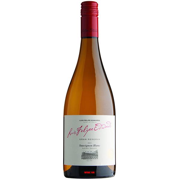 Rượu Vang Luis Felipe Edwards Gran Reserva Sauvignon Blanc