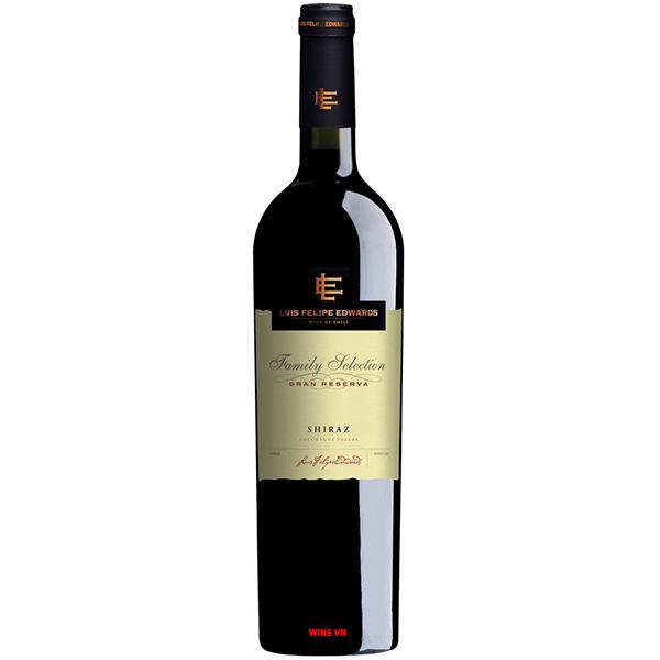 Rượu Vang Luis Felipe Edwards Gran Reserva Shiraz