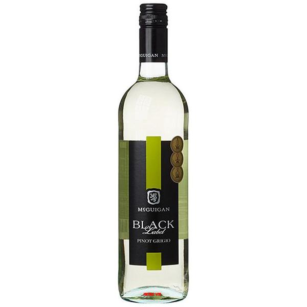 Rượu Vang McGuigan Black Label Pinot Grigio