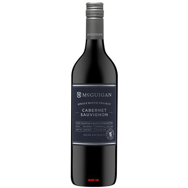 Rượu Vang McGuigan Single Batch Project Cabernet Sauvignon