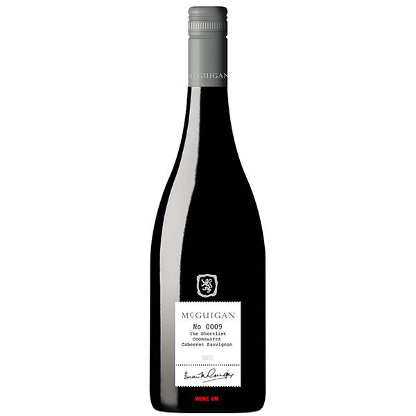 Rượu Vang McGuigan The Shortlist Cabernet Sauvignon