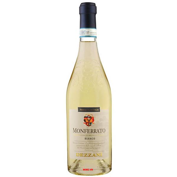 Rượu Vang Monferrato Bianco Dezzani