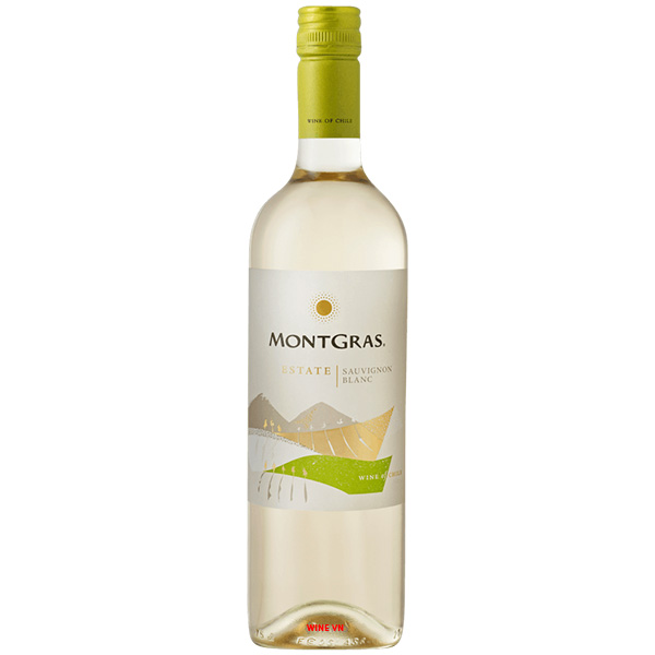 Rượu Vang MontGras Estate Sauvignon Blanc