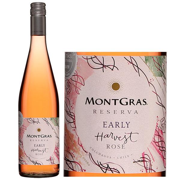 Rượu Vang MontGras Reserva Early Harvest Rose