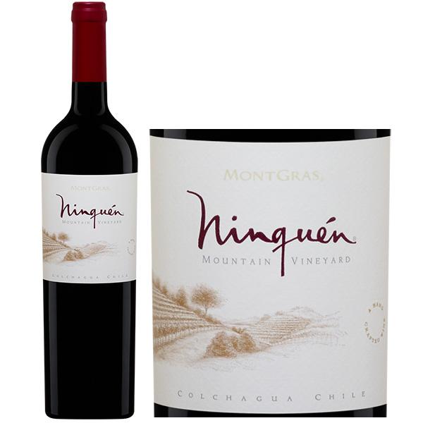 Rượu Vang Montgras Ninquen