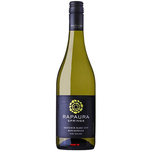 Rượu Vang Rapaura Springs Sauvignon Blanc