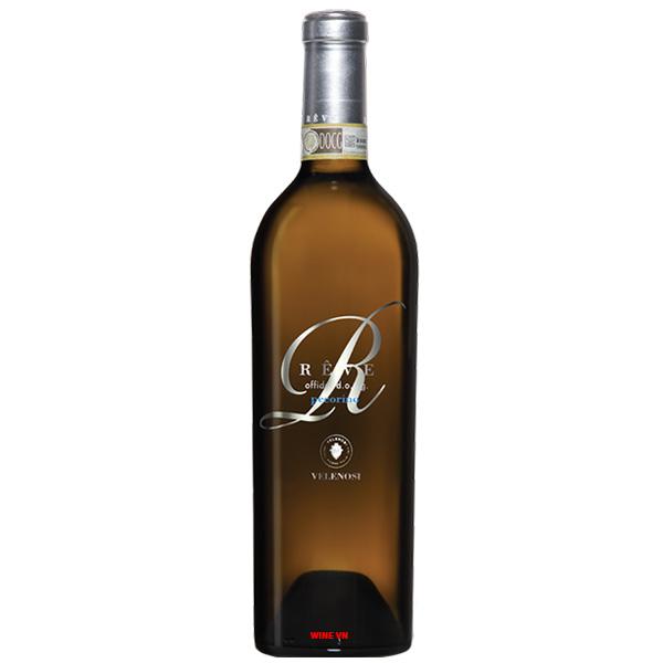 Rượu Vang Rave Docg Pecorino Velenosi