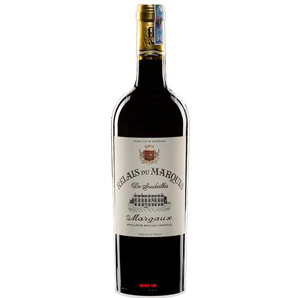 Rượu Vang Relais Du Marquis Margaux