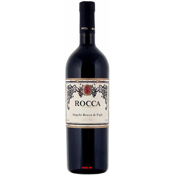 Rượu Vang Rocca Angelo Rocca & Figli