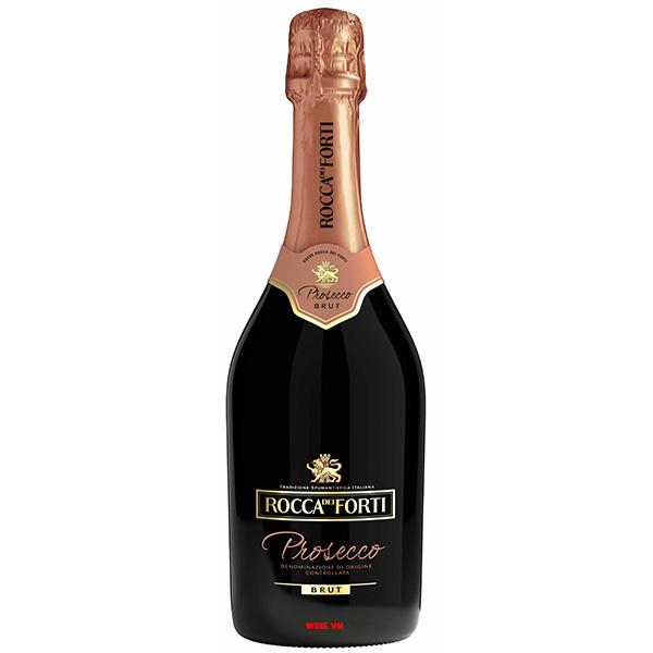 Rượu Vang Rocca Dei Forti Prosecco