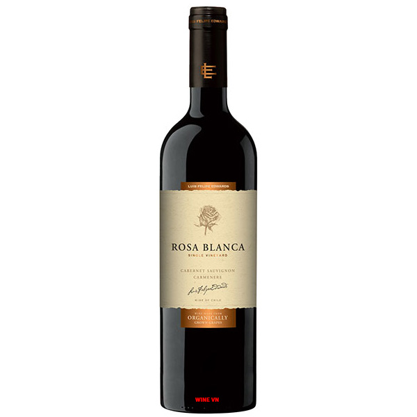 Rượu Vang Rosa Blanca Organic Luis Felipe Edwards