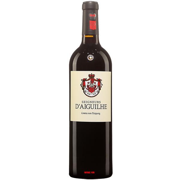 Rượu Vang Seigneurs D'Aiguilhe