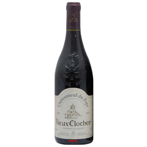 Rượu Vang Vieux Clocher Chateauneuf Du Pape