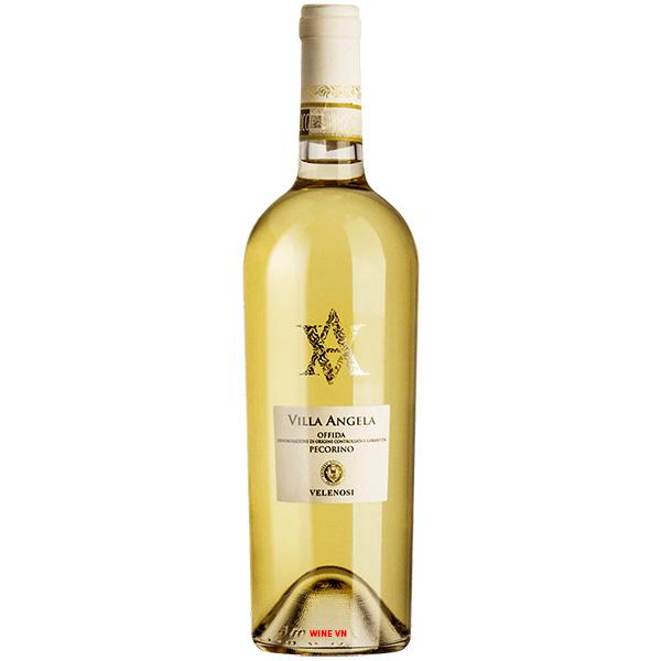 Rượu Vang Villa Angela Pecorino Velenosi