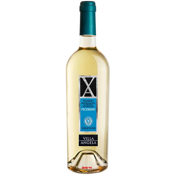 Rượu Vang Villa Angela X Docg Pecorino Velenosi