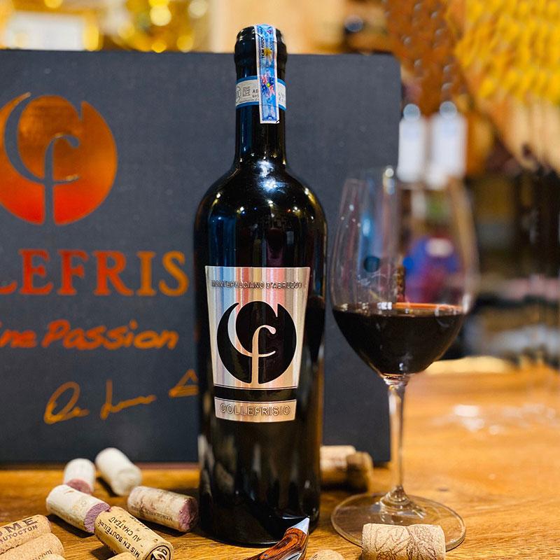 Rượu Vang CF Collefrisio Montepulciano D'Abruzzo