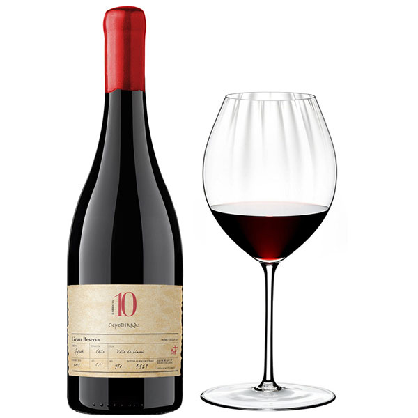 Rượu Vang OchoTierras 10