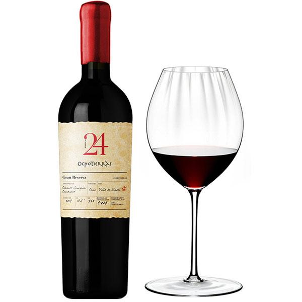Rượu Vang OchoTierras 24