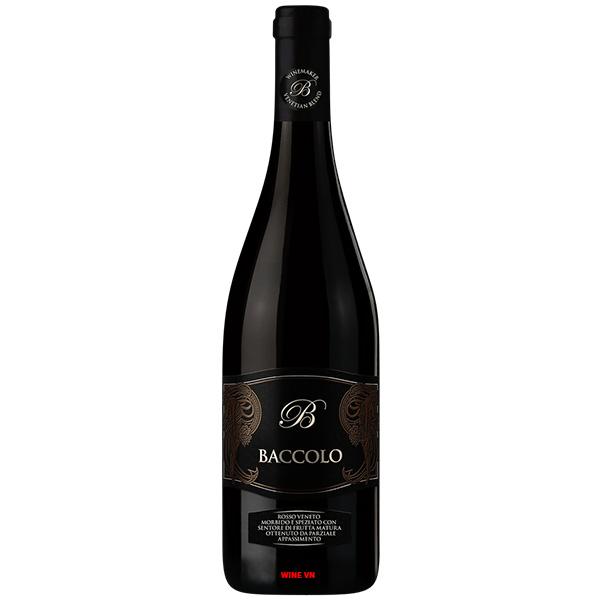 Rượu Vang Baccolo Appassimento