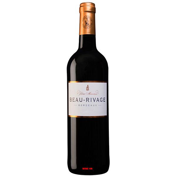 Rượu Vang Beau Rivage Bordeaux