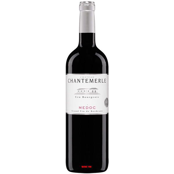 Rượu Vang Chateau Chantemerle Medoc