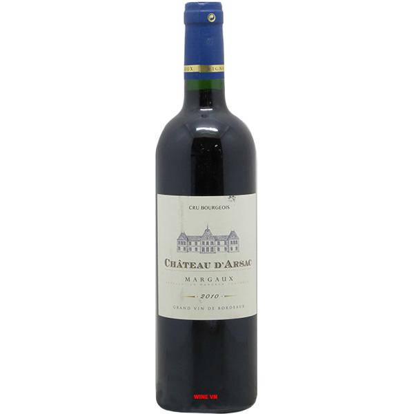 Rượu Vang Chateau D'Arsac Margaux