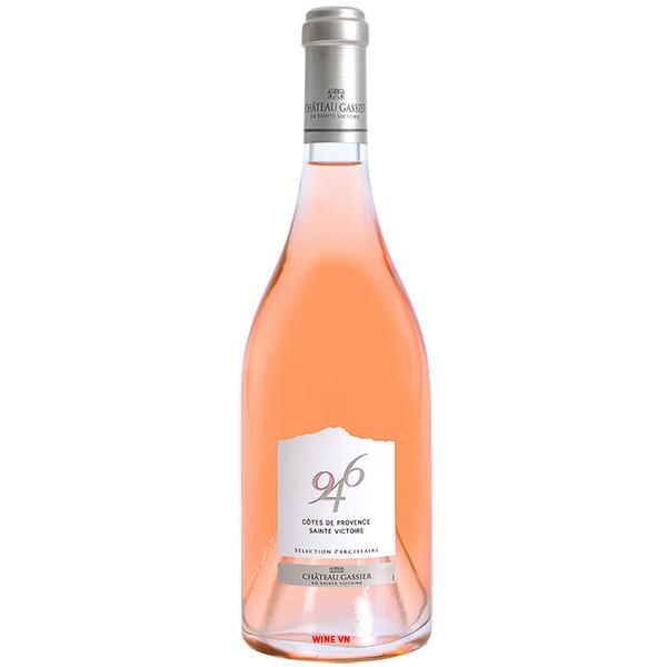 Rượu Vang Chateau Gassier 946