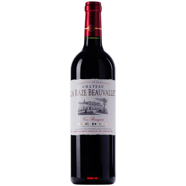 Rượu Vang Chateau La Raze Beauvallet
