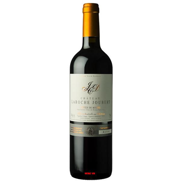 Rượu Vang Chateau Laroche Joubert