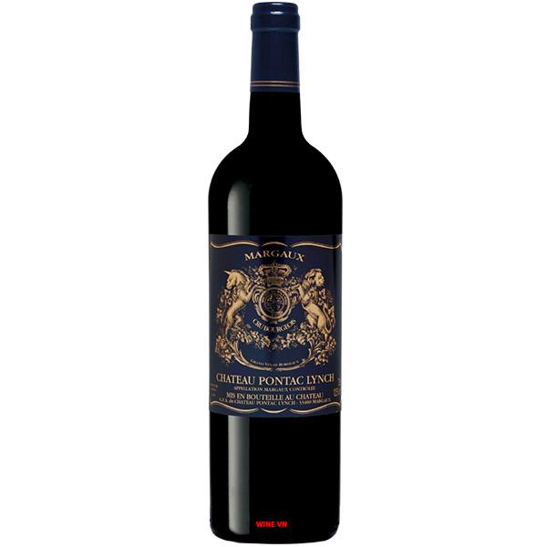 Rượu Vang Chateau Pontac Lynch
