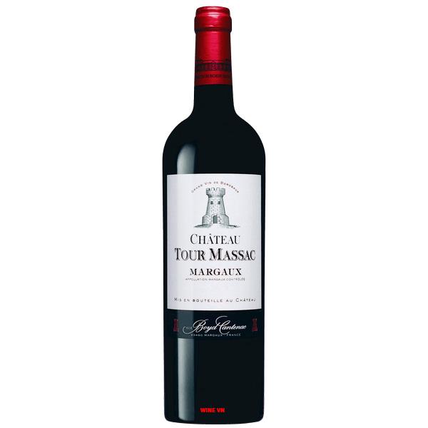 Rượu Vang Chateau Tour Massac Margaux