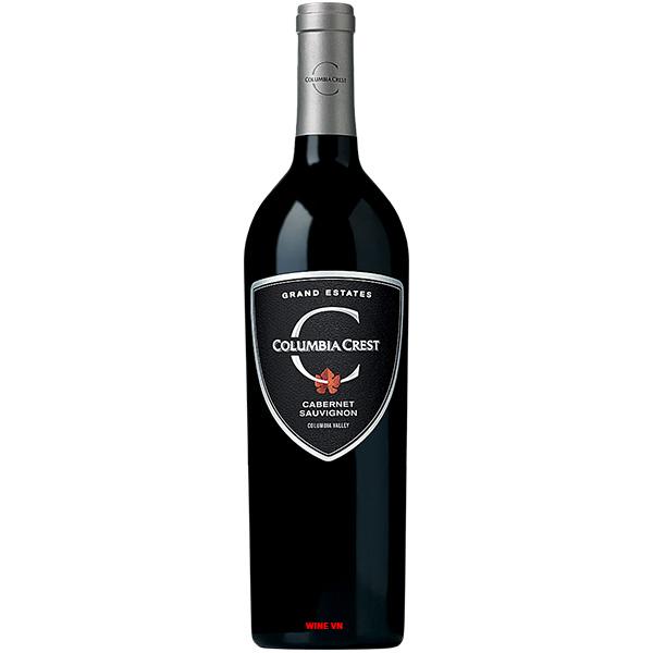Rượu Vang Columbia Crest Grand Estates Cabernet Sauvignon