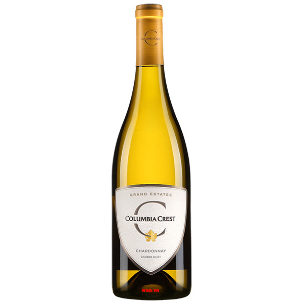 Rượu Vang Columbia Crest Grand Estates Chardonnay