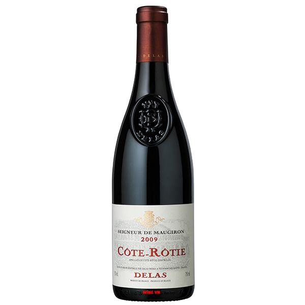 Rượu Vang Delas Seigneur De Maugiron Cote Rotie