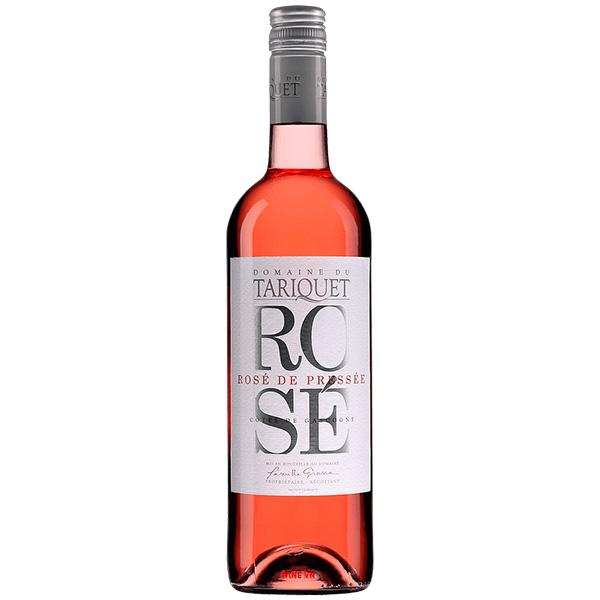 Rượu Vang Domaine Du Tariquet Rosé De Pressée