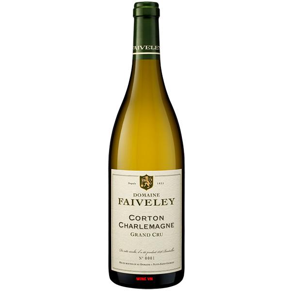 Rượu Vang Domaine Faiveley Corton Charlemagne Grand Cru