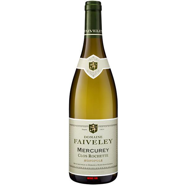 Rượu Vang Domaine Faiveley Mercurey Clos Rochette Monopole