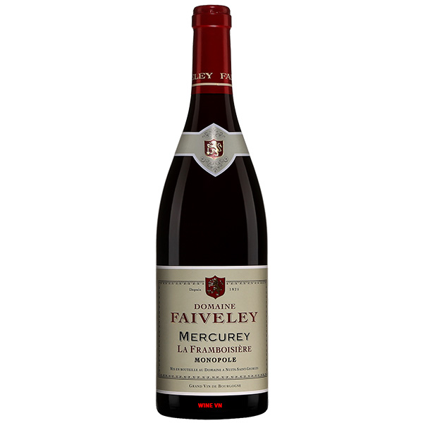 Rượu Vang Domaine Faiveley Mercurey La Framboisere Monopole