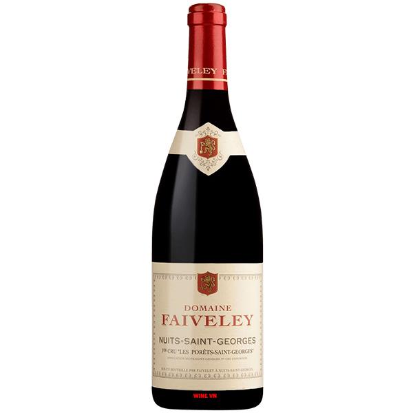 Rượu Vang Domaine Faiveley Nuits Saint Georges 1er Cru Les Porets Saint Georges
