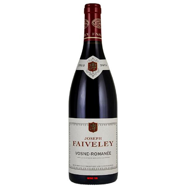 Rượu Vang Domaine Faiveley Vosne Romanée