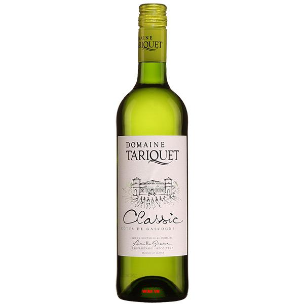 Rượu Vang Domaine Tariquet Cote De Gascogne Classic
