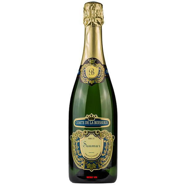 Rượu Vang Drouet Freres Comte De La Boisserie Saumur