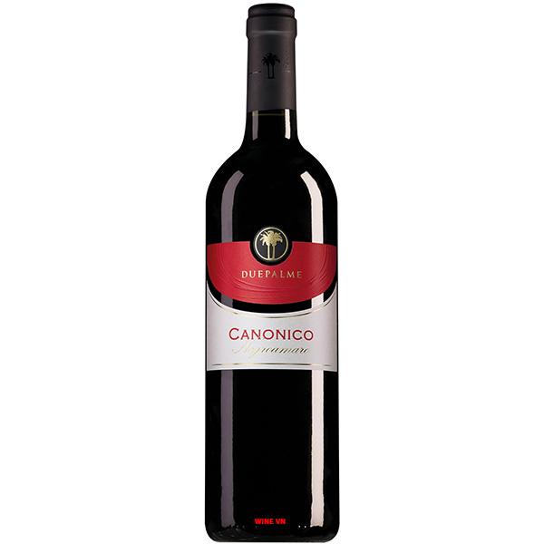 Rượu Vang Due Palme Canonico