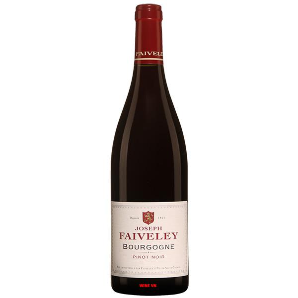 Rượu Vang Joseph Faiveley Bourgogne Pinot Noir