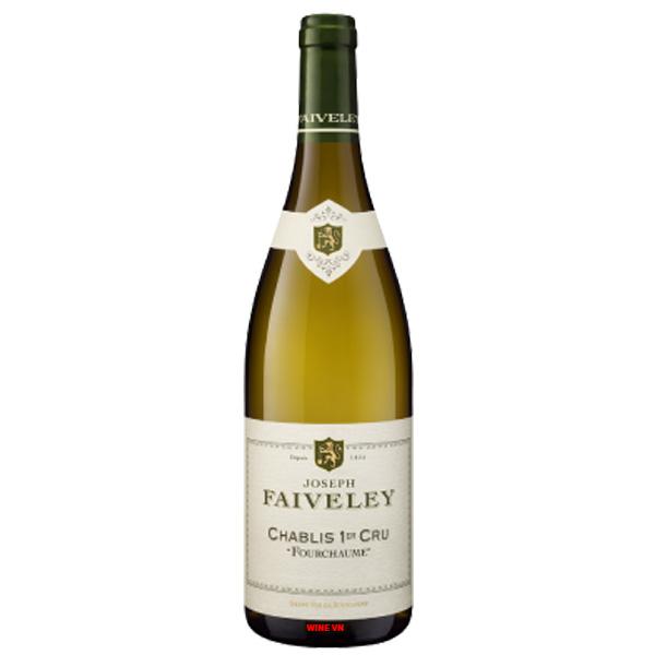 Rượu Vang Joseph Faiveley Chablis 1er Cru Les Fourchaumes