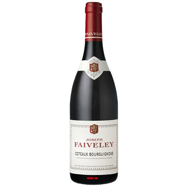 Rượu Vang Joseph Faiveley Coteaux Bourguignons